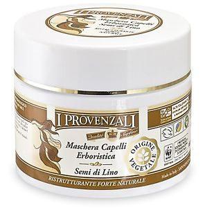 I Provenzali: maschera per capelli ai semi di lino • Review