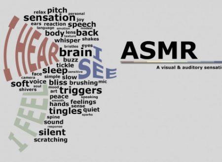 ASMR • Il rilassamento guidato