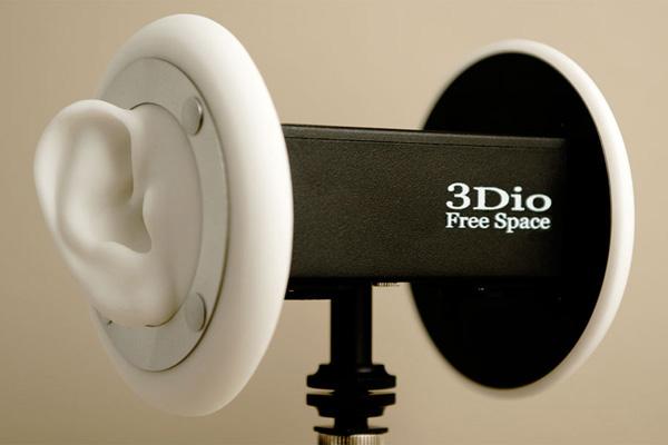 Microfono binaurale ASMR