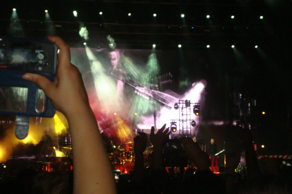 Muse Rock in Roma 2