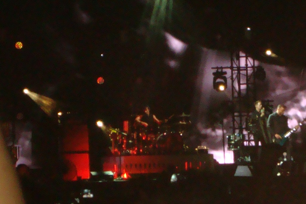 Muse Rock in Roma 3