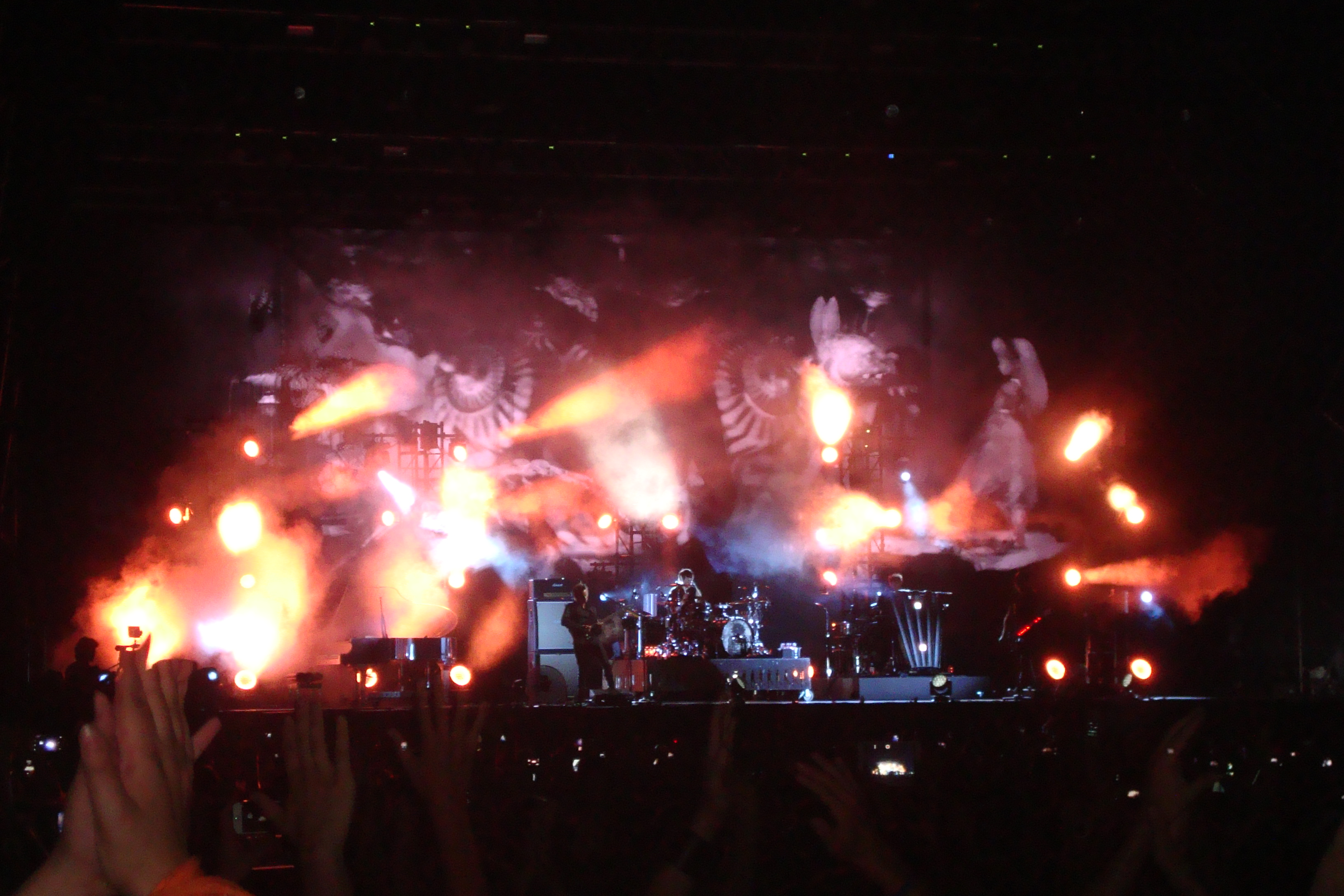Muse Rock in Roma 5