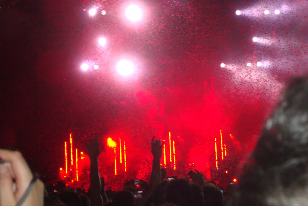 Muse Rock in Roma7