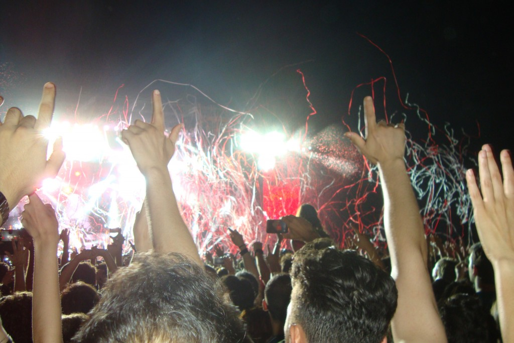 Muse Rock in Roma8