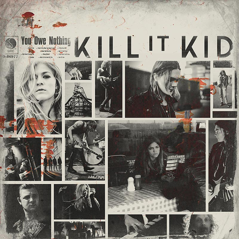 kill it kid cd