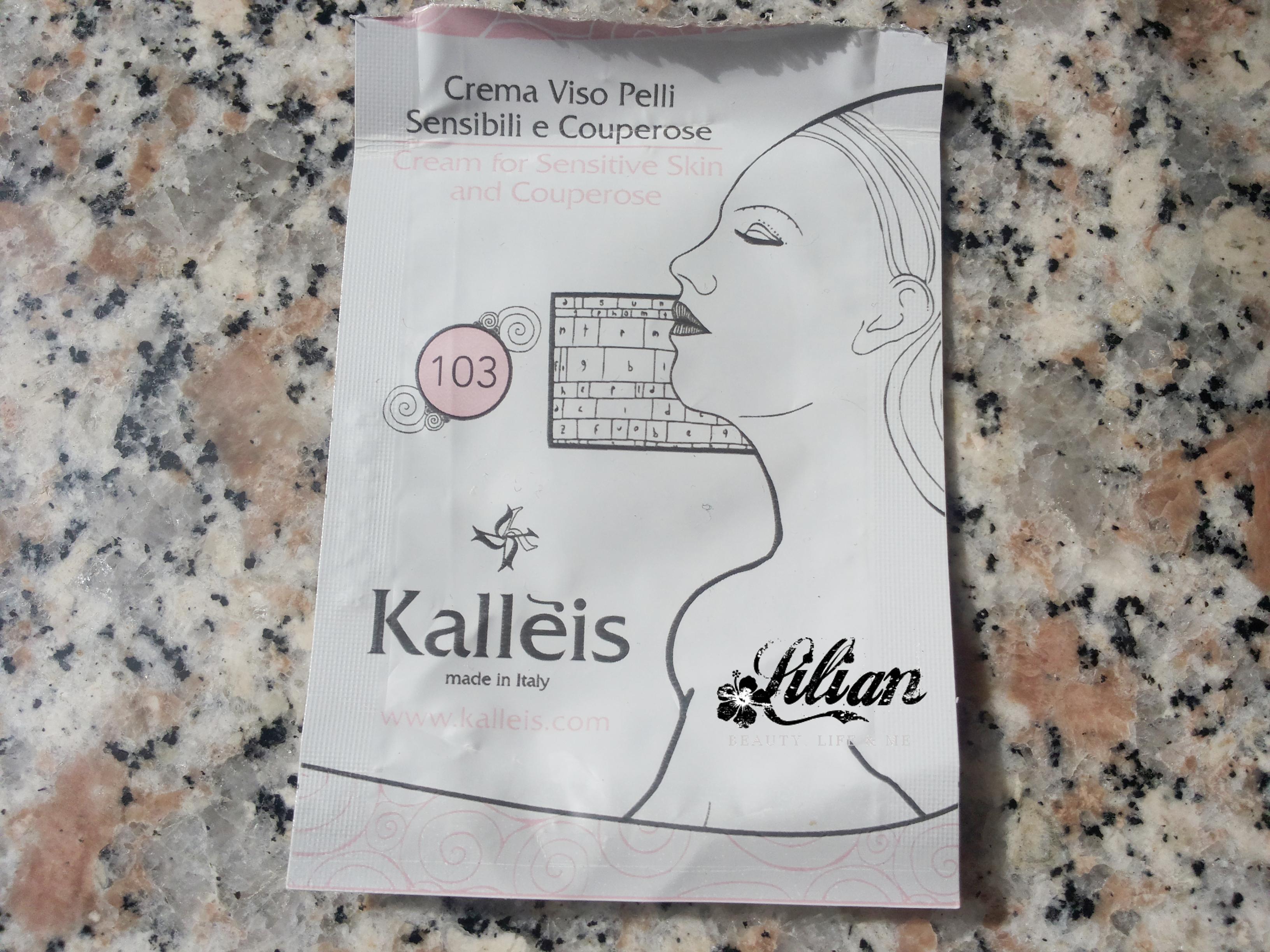 crema viso Kalléis