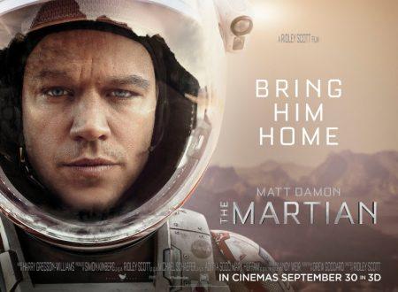 The Martian ► Sopravvivere