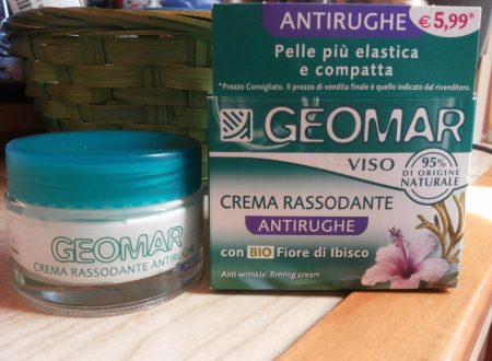 Crema viso Geomar • REVIEW