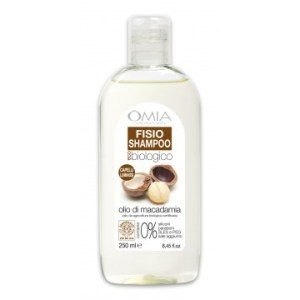 Shampoo Omia all'olio di macadamia • REVIEW