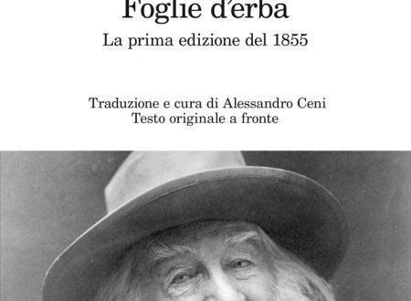 """Foglie d'erba"" 📖 Walt Whitman"