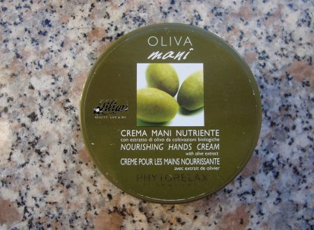 Crema Oliva Mani di Phytorelax • Review