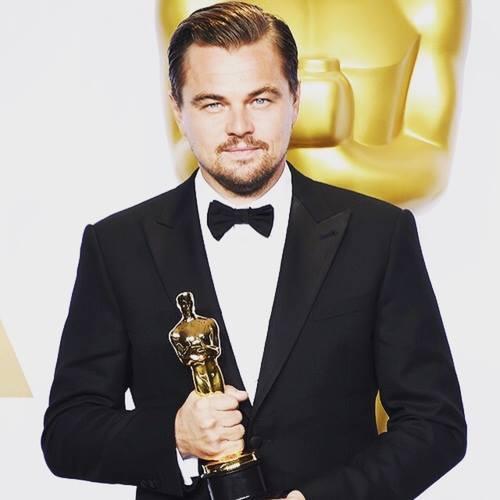 Leonardo Di Caprio Oscar 2016
