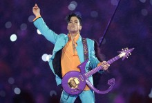 Ciao Prince. Ciao Purple Man ♥