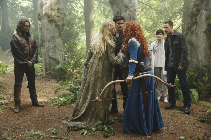 once upon a time 5 stagione merida