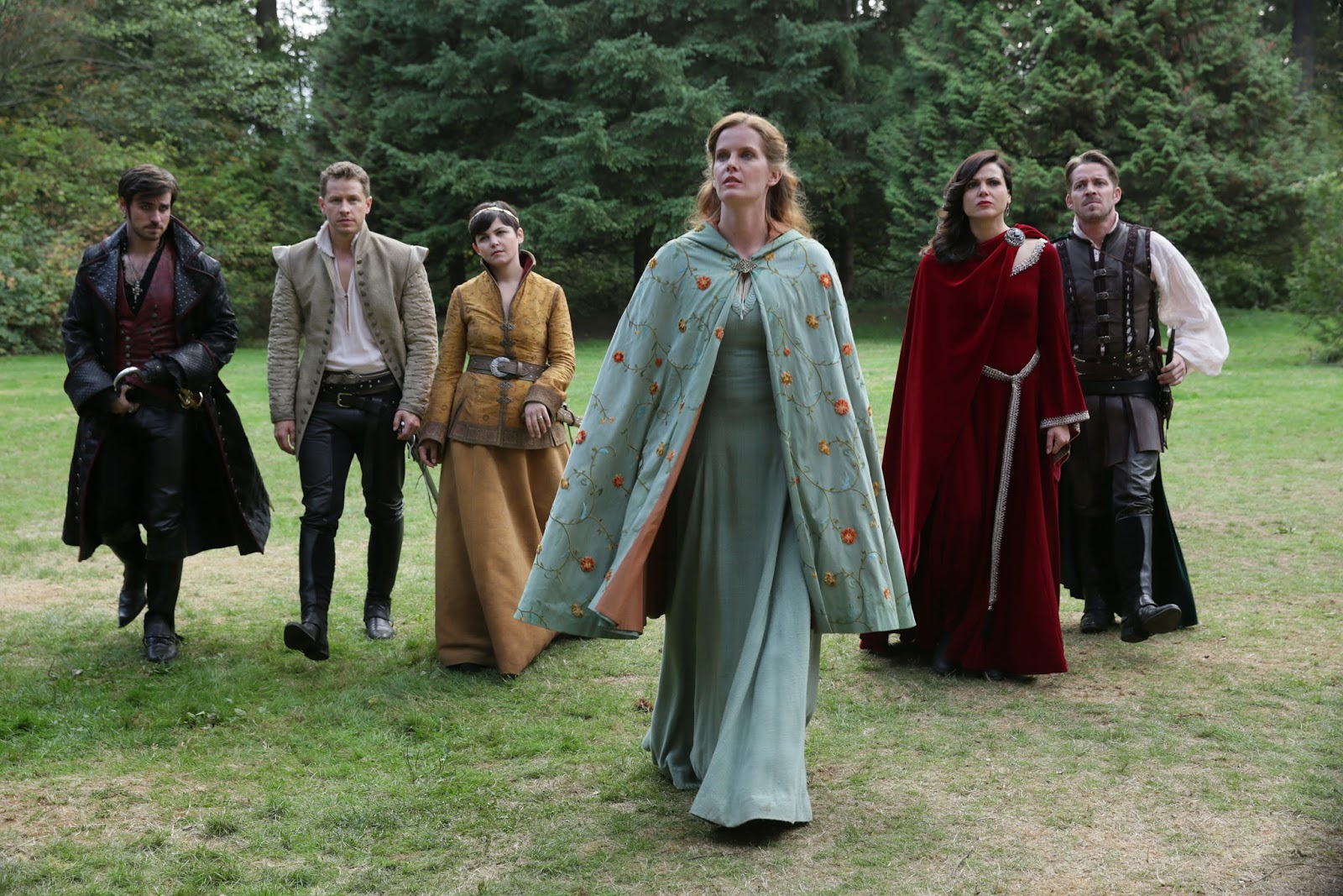 once upon a time 5 stagione camelot