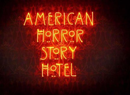 American Horror Story Hotel • Fiotti di splatter