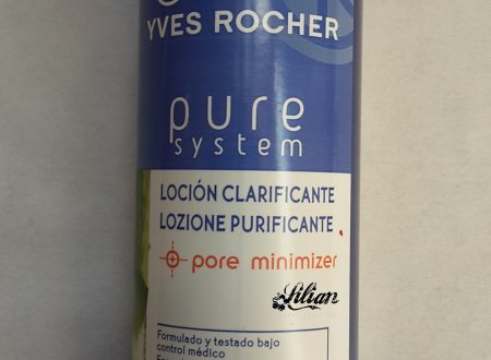 Lozione purificante Pore Minimizer Yves Rocher • Review