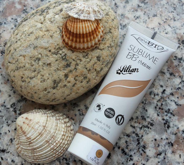 BB Cream Sublime di Puro Bio