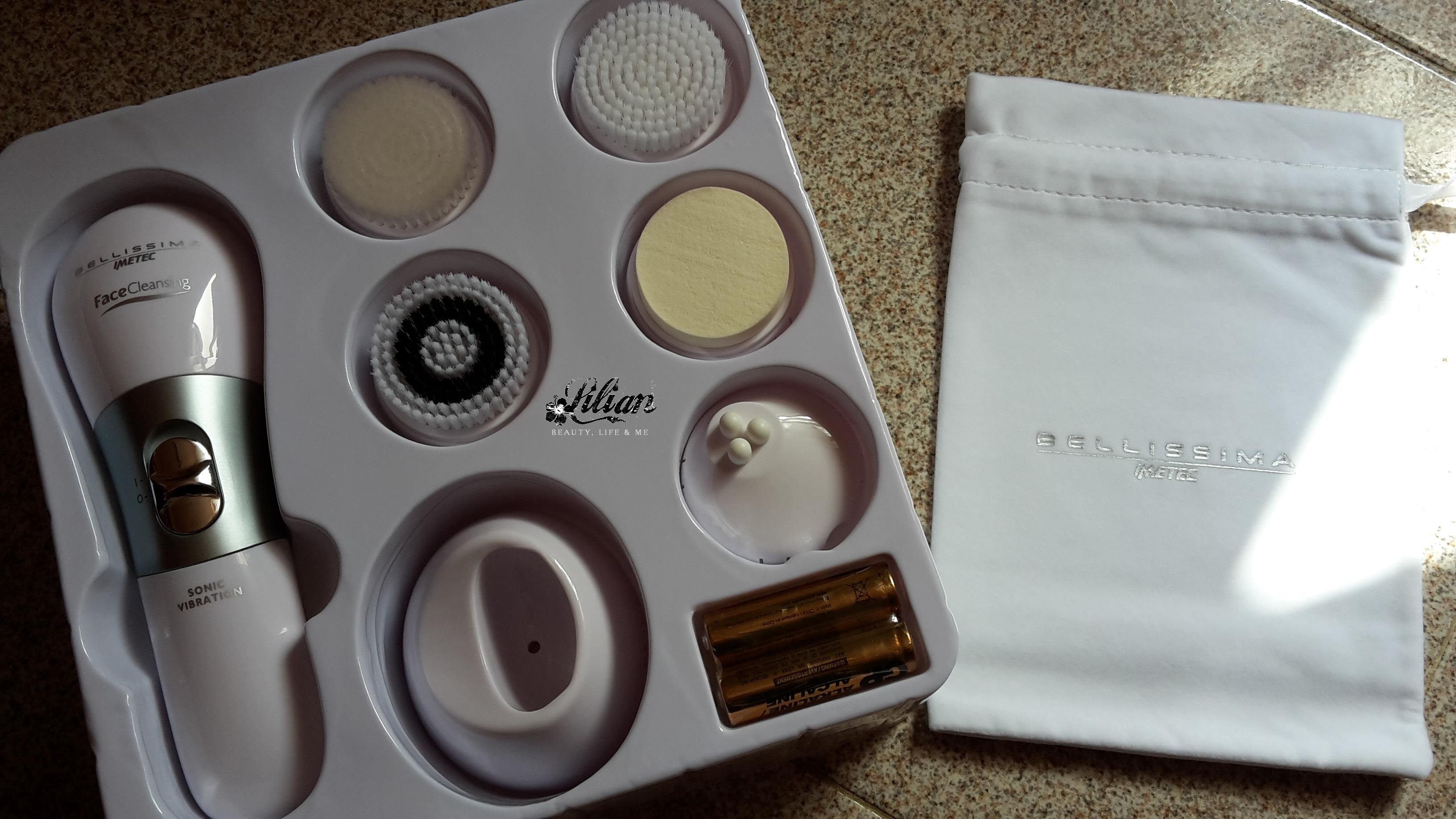 Face Cleansing Bellissima di Imetec 4