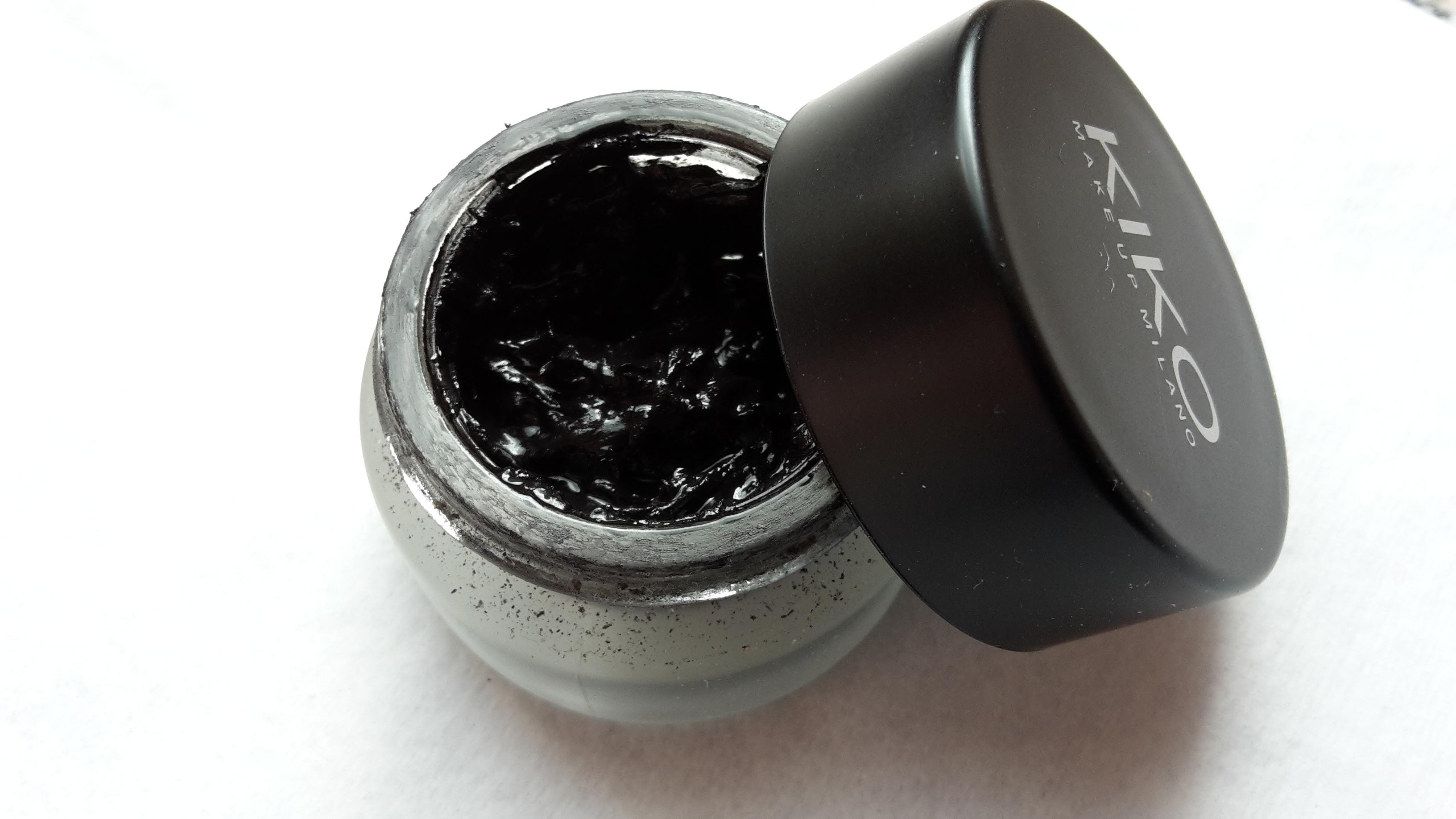 eyeliner lasting gel di kiko � review lilian