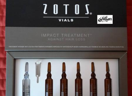 Caduta dei capelli: Fiale Zotos // REVIEW