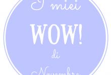 Wow di Novembre ♥ In collaborazione con la #TribùDegliWow