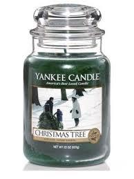Candela Yankee Candle al profumo Christmas Tree: