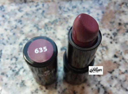 """Rossetto Le Rouge """"Grenat"""" N° 635 di Avril  [COLLABORAZIONE]"""