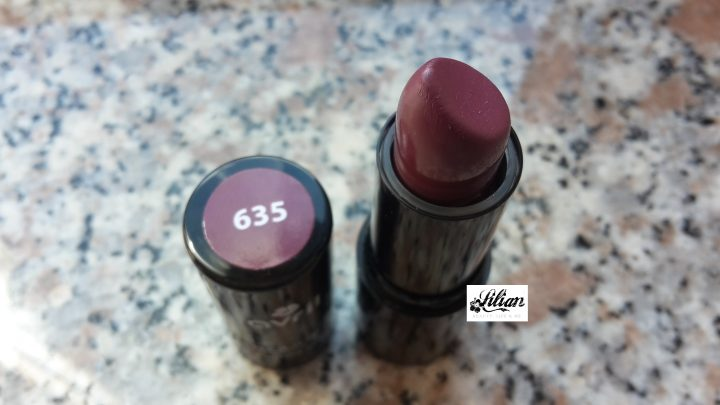 "Rossetto Le Rouge ""Grenat"" N° 635 di Avril 2"