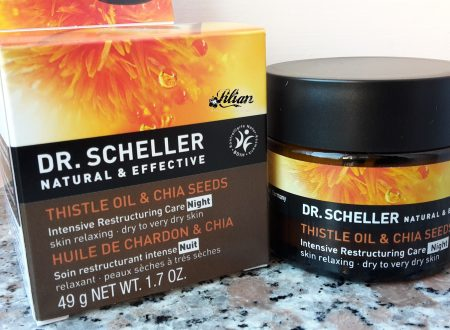Crema da notte intensa e ricostituente di Dr. Sheller • REVIEW