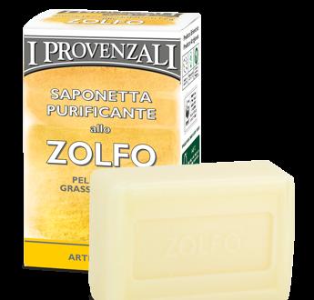 Saponetta purificante allo zolfo de I Provenzali • Recensione