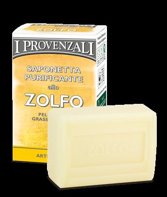 Saponetta purificante allo zolfo de I Provenzali
